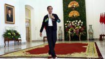 Foto: Jokowi Ulang Tahun Ke-58, Lihat Lagi Gayanya yang Viral