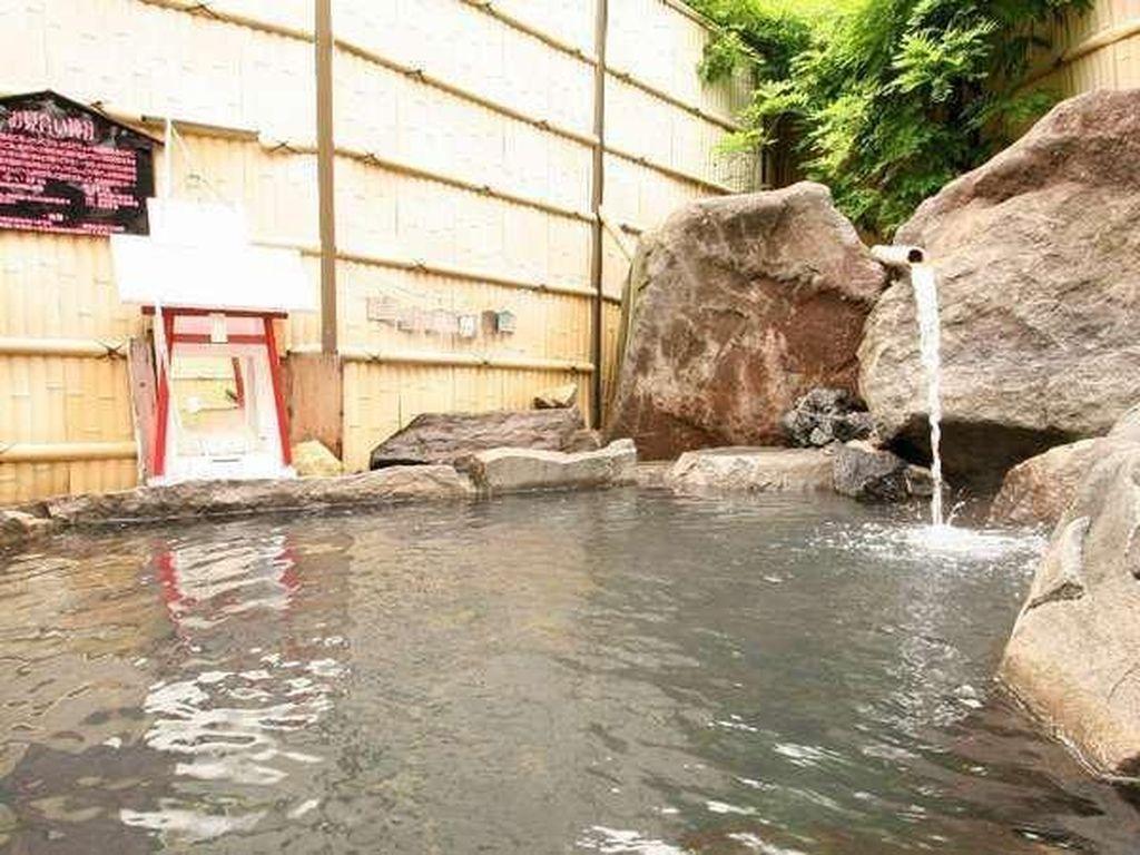 Foto: Pemandian yang Bisa Carikan Jodoh di Jepang