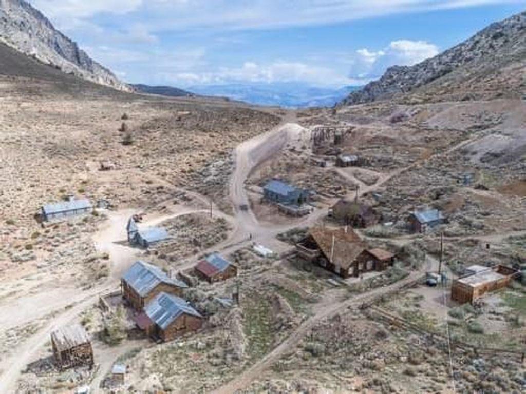 Foto: Kota Hantu yang Dibeli Rp 20,3 M
