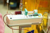 Alat syringe pump.