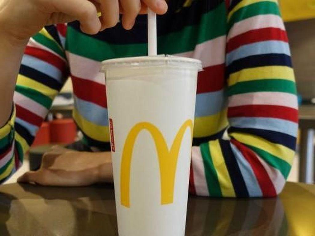 Aneka Nostalgia Traveler di McDonalds Sarinah