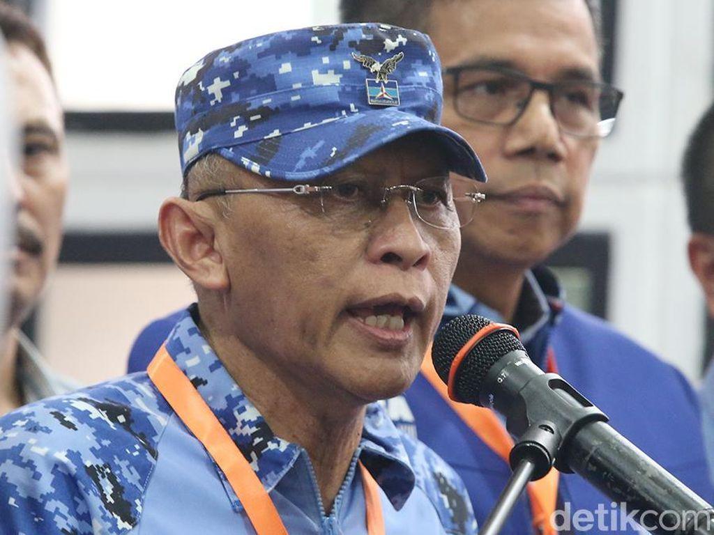 Begini Suasana TMP Kalibata Jelang Pemakaman Pramono Edhie Wibowo