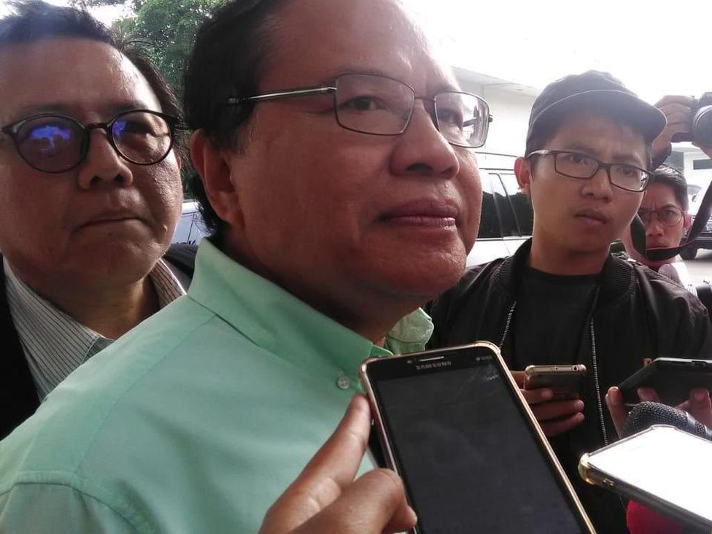 Jenguk SBY, Rizal Ramli Beri Update Ekonomi Terkini