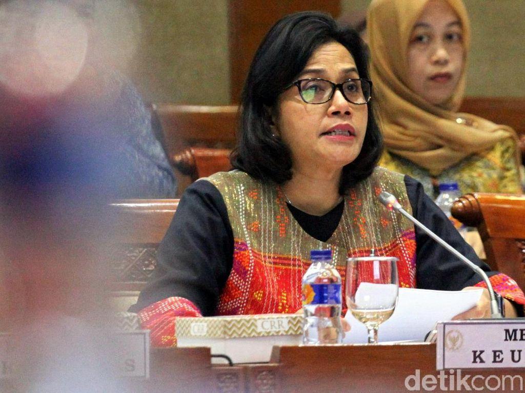 Sri Mulyani Cs dan DPR Bahas Aturan Ekspansi Jasa Keuangan