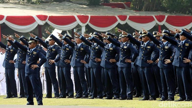 Perkuat Kerja Sama Pertahanan 2 Perwira TNI Jalani Studi di Tokyo