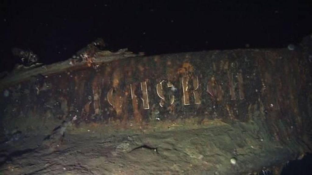 Bangkai Kapal Perang Rusia Ditemukan, Bawa Emas Rp 1.604 T
