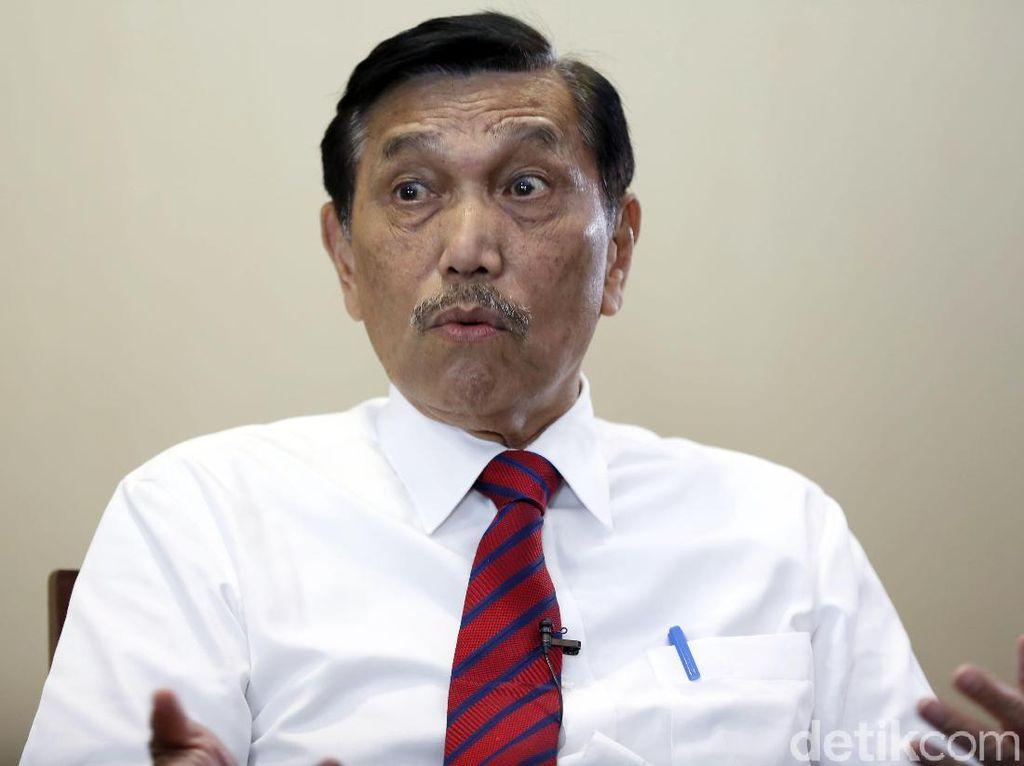 Luhut vs SBY Soal Data Kemiskinan