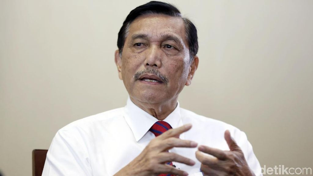 4 Tahun Jokowi-JK, Luhut: Tak Ada yang Mangkrak