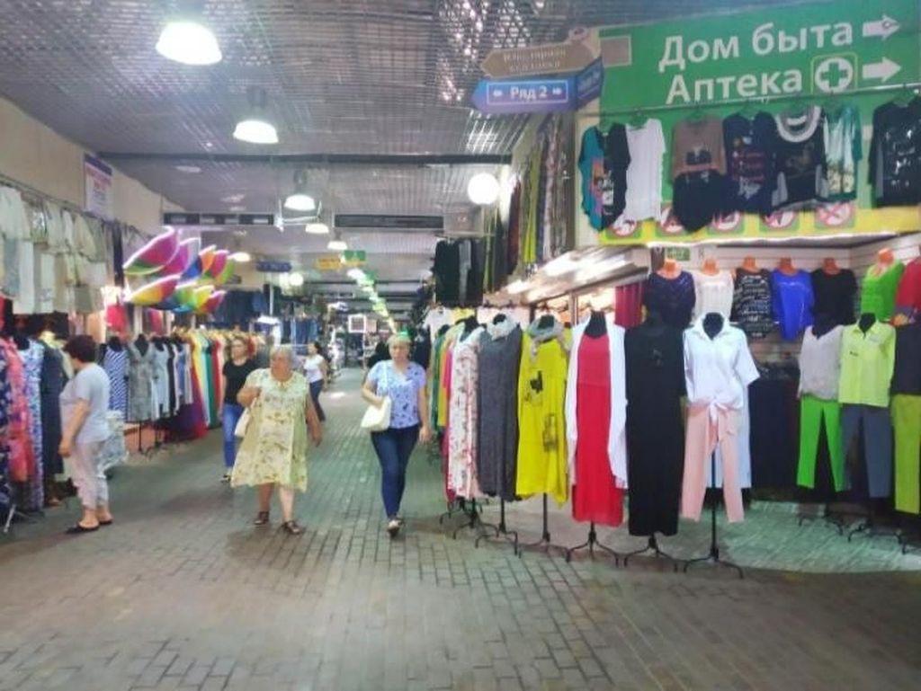 Berburu Barang KW di Moskow, Pasar Dubrovka Tempatnya