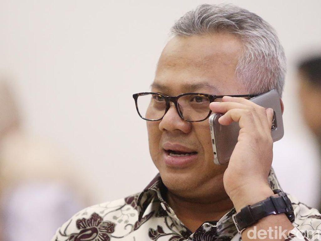 KPU akan Konfirmasi ke Parpol Jika Ada Aduan Caleg Bermasalah