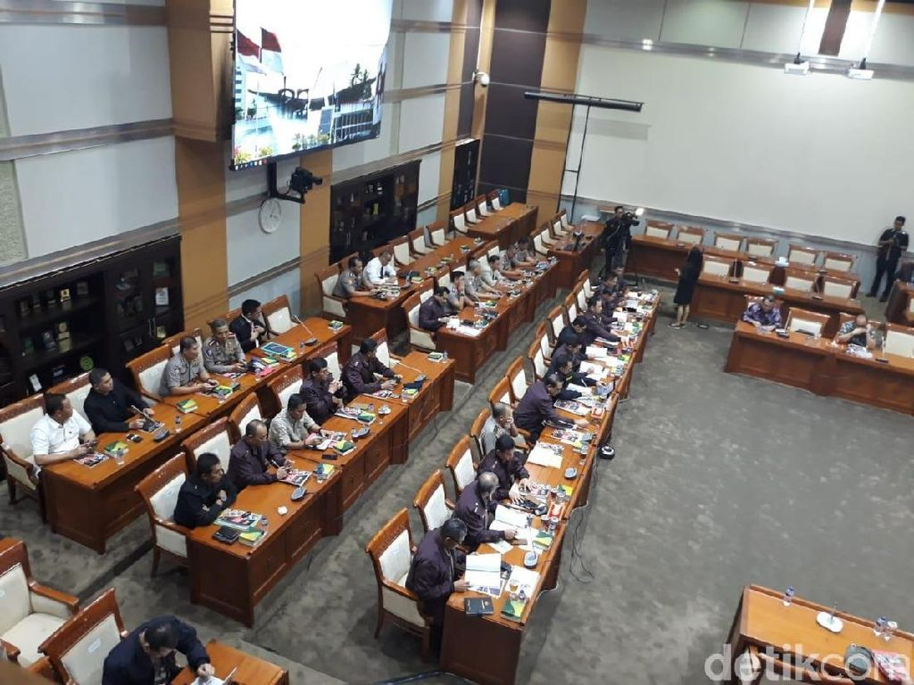 Polri Usulkan Rp 120,6 T untuk Anggaran 2019