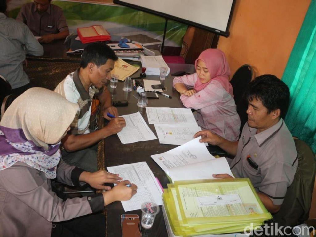 Di Bondowoso, Partai Garuda Daftarkan 2 Bacaleg