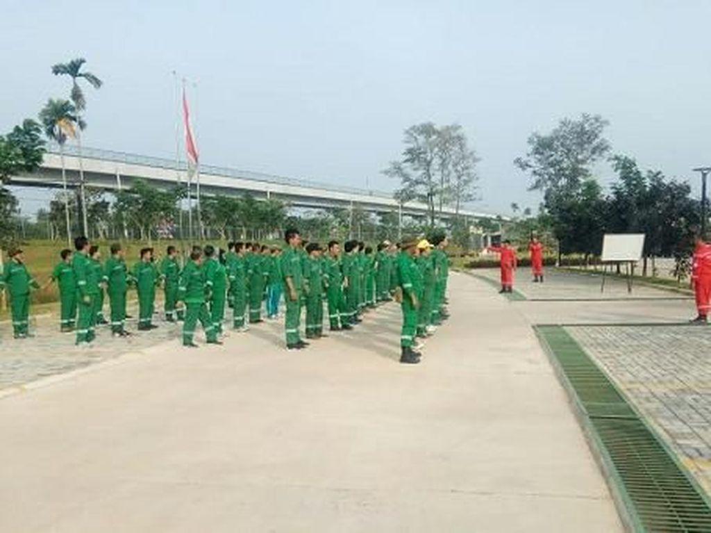 Amankan Asian Games dari Asap, KLHK Perkuat Tim Pencegah Karhutla