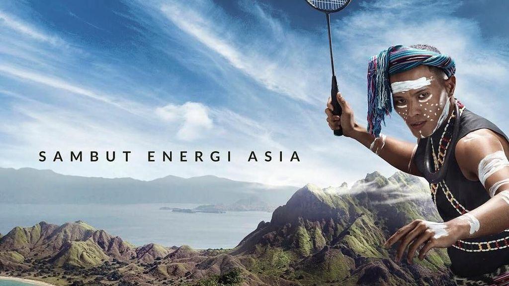 Cerita Fotografer di Balik Kerennya Iklan Asian Games 2018