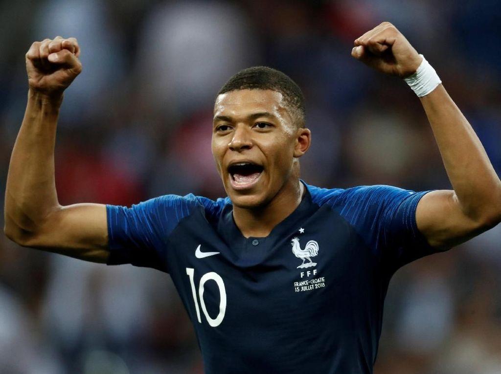 Inilah 10 Calon Pemain Muda Terbaik Dunia 2018