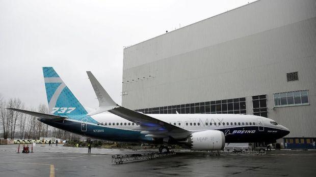 Kemenhub: 11 Boeing 737-8 MAX Lion Air & Garuda Laik Terbang