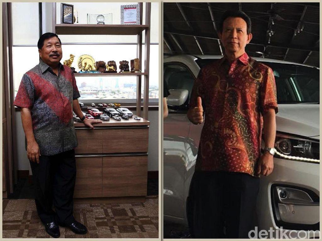 Nama Sama, Bos Kia Sempat Dikira Mantan Bos Toyota