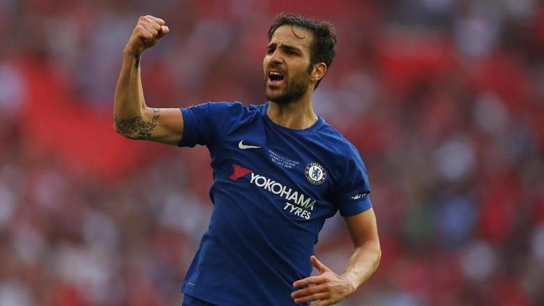 Adakah Tempat untuk Fabregas di Chelsea-nya Sarri?