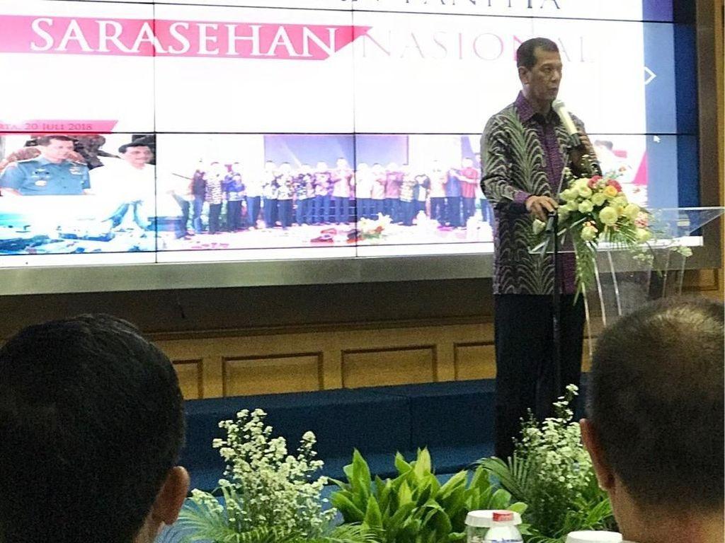 Wantannas akan Kirim Tim ke Aceh untuk Rehabilitasi Mantan GAM