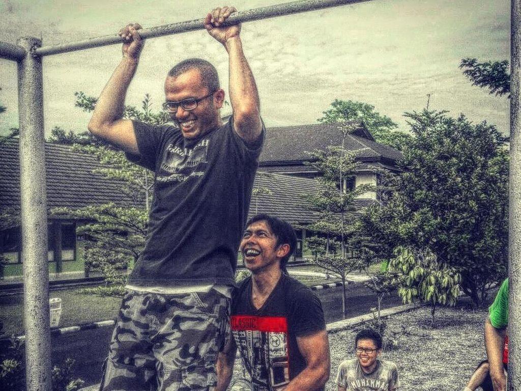 Viral karena Singgung Berat Badan, Ust Hanan Attaki Ternyata Suka Olahraga