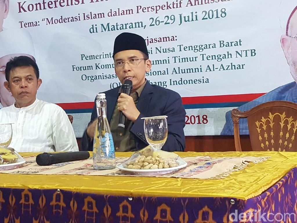 Alumni Al-Azhar akan Gelar Konferensi Internasional di NTB