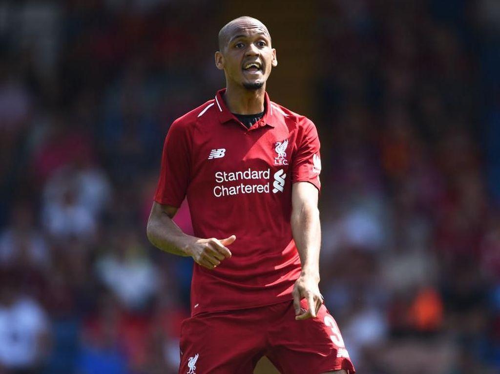 Fabinho Tak Punya Alasan untuk Tinggalkan Liverpool