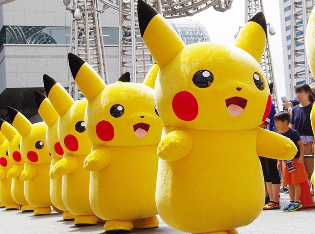 Nggak Melulu Mobile Gaming, Ini Dia Nih Permainan Kartu dari Pokemon!