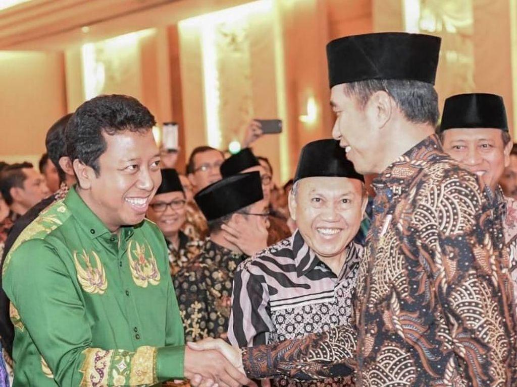 Rommy: Jokowi Daftar Capres-Cawapres 10 Agustus Jam 10 Pagi