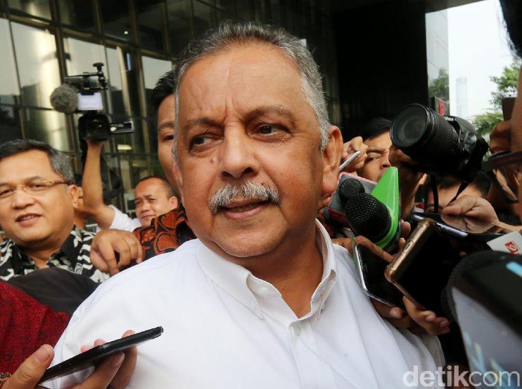 Dirut PLN Penuhi Panggilan KPK, Bantah Ada Bahas Fee PLTU Riau-1