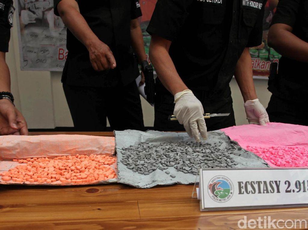 Mengenal Ekstasi, Narkoba yang Dikira Permen Lalu Ditelan Bocah di Riau