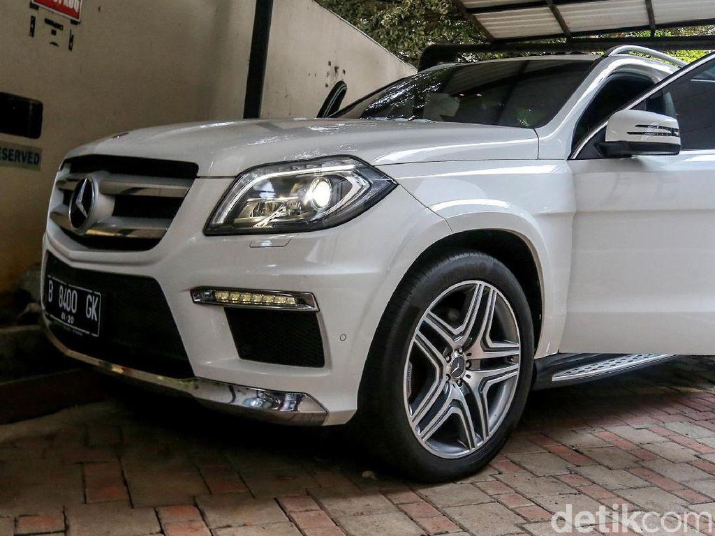 Dilelang, Mercedes-Benz GL 400 Milik Koruptor Laku Rp 1 Miliar