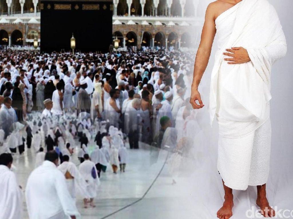 Kemenag Tepis Isu Kain Ihram untuk Jemaah Haji RI Buatan China