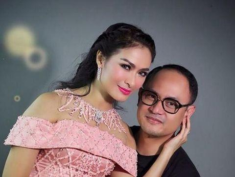 Rahasia Langgengnya Pernikahan 17 Tahun Iis Dahlia/ Foto: Noel/detikFoto