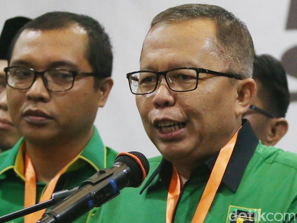 PPP Buka Wacana Muktamar Luar Biasa Tentukan Ketum Baru