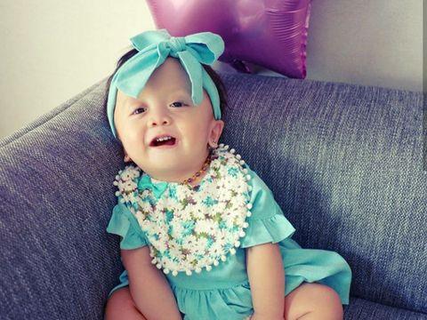 Ziona, putri bungsu Joanna Alexandra/