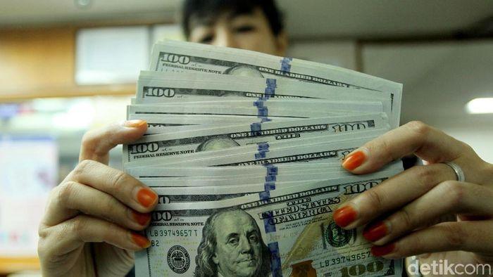 Dolar AS/Foto: Lamhot Aritonang