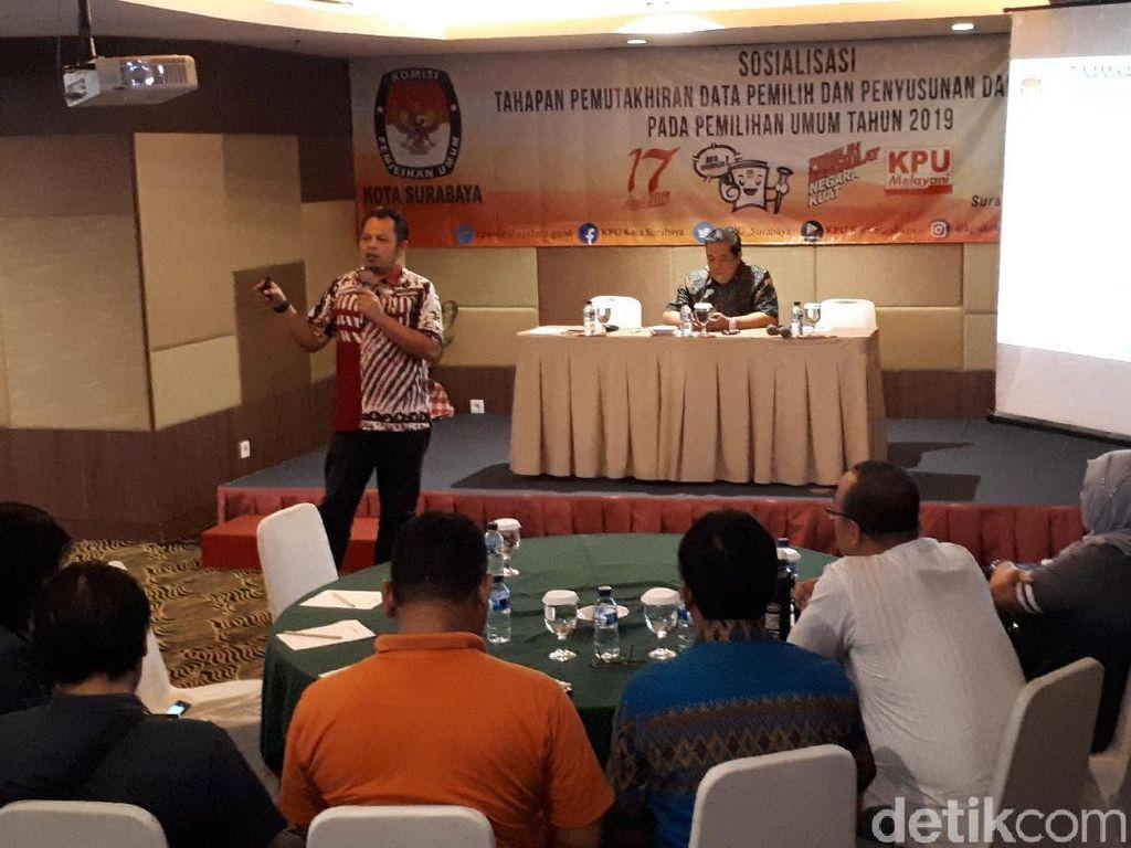 Pemilu 2019, KPU Gunakan DPT Pilkada Serentak 2018