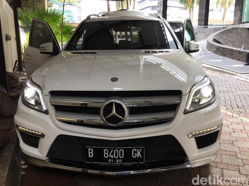 Mercy GL 400 Bekas Koruptor Dilelang KPK Rp 700 Juta, Minat?
