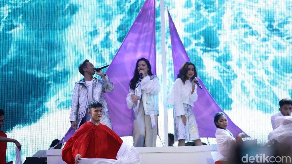 Pengalaman Haru GAC Manggung di Pembukaan Asian Games 2018