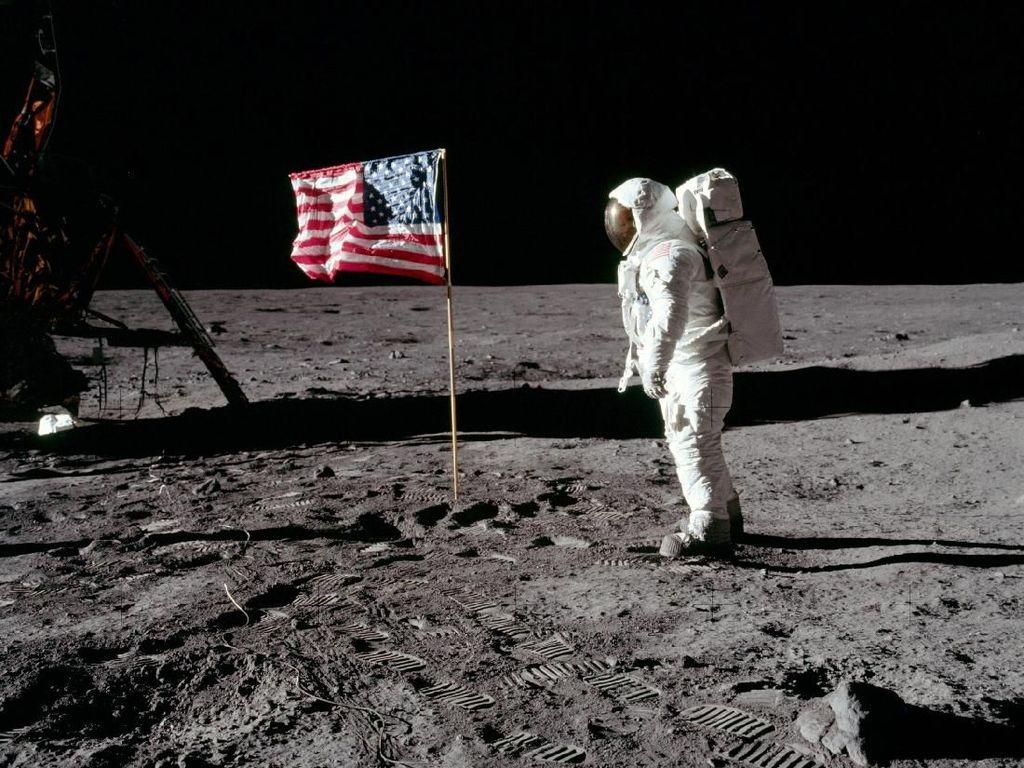 Deretan Fakta Pendaratan Bulan di Film First Man