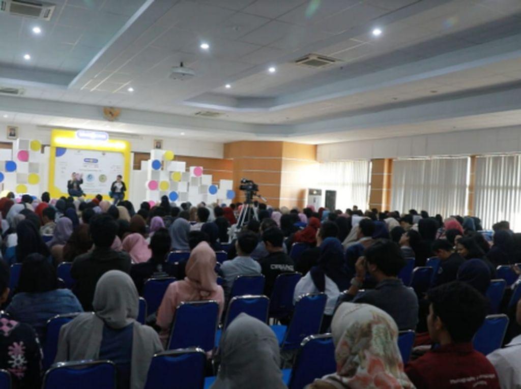 Seru dan Meriah! Creativepreneur Talk 2018 di UPI Bandung