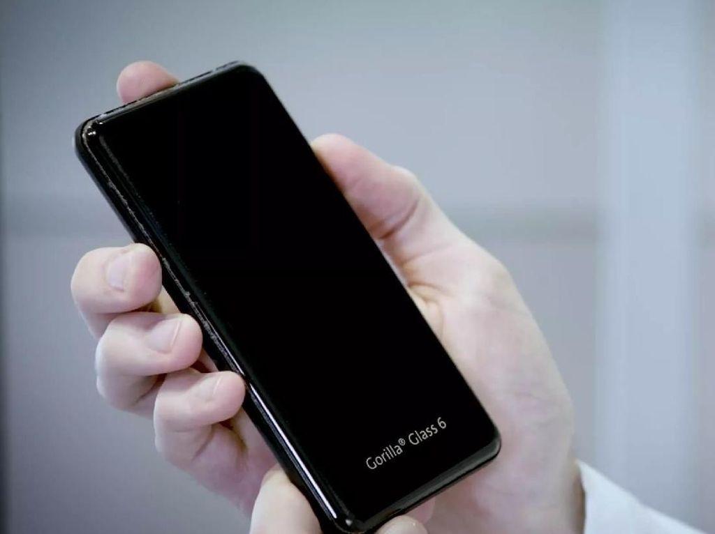 Gorilla Glass 6 Diklaim Tahan Banting Berkali-kali