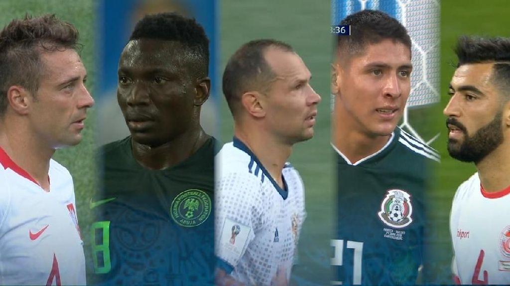 Video: Gol Bunuh Diri di Piala Dunia 2018 yang Bikin Tersenyum