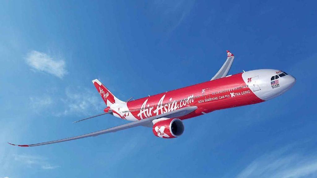 Foto: Kehabisan Uang, AirAsia X Akan Hentikan Operasi di RI