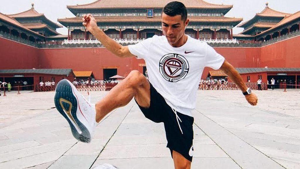 Ini Alasan Mengapa Cristiano Ronaldo Kerap Dijuluki Superhuman