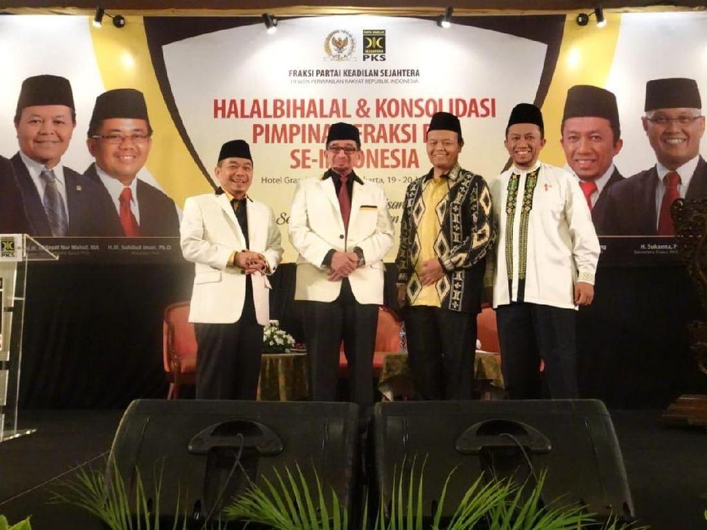 PKS akan Maksimalkan Anggota DPR-DPRD Raih Suara di Pemilu 2019