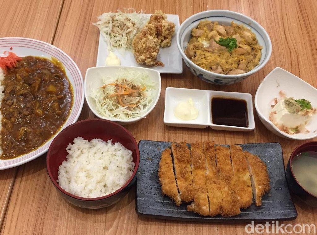 Cicipi Oyako Don dan Beef Curry Khas Nagasaki di Jakarta