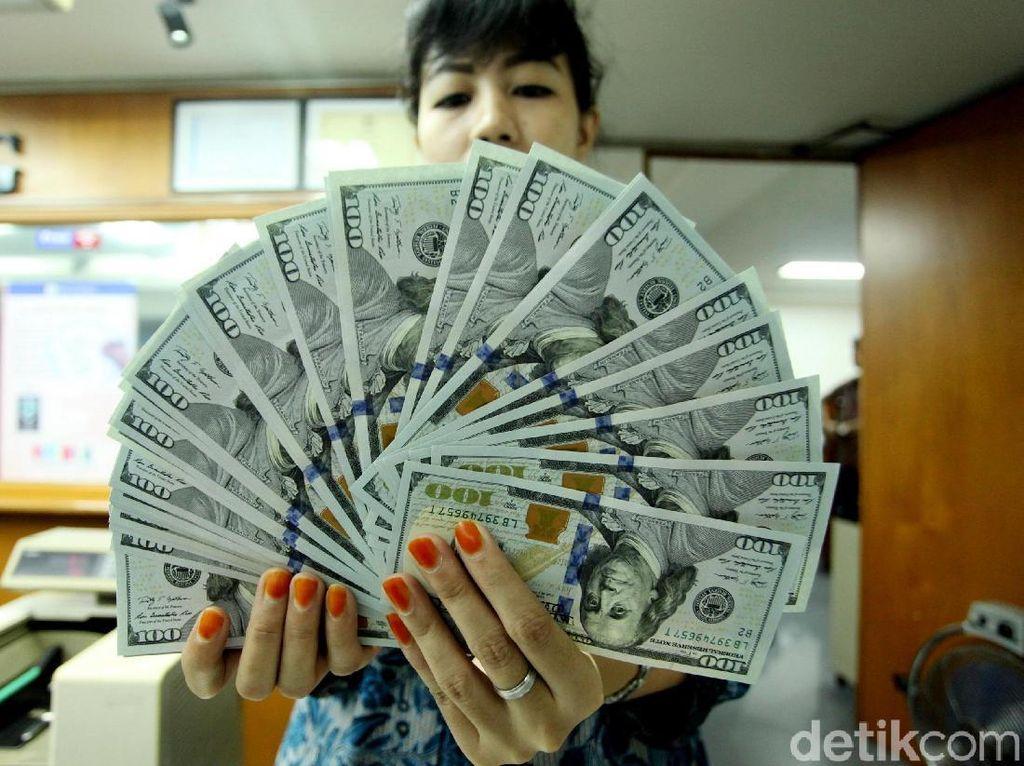 Dolar AS Rp 14.900, Seberapa Besar Intervensi BI?