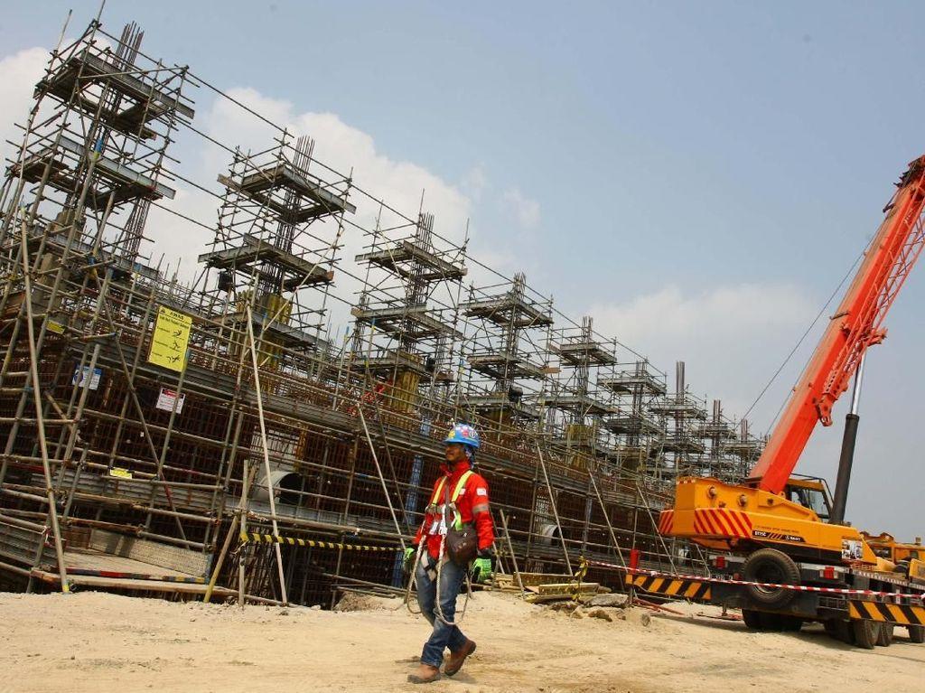 Ekonomi RI Lesu, Pengusaha Ogah Kembangkan Bisnis