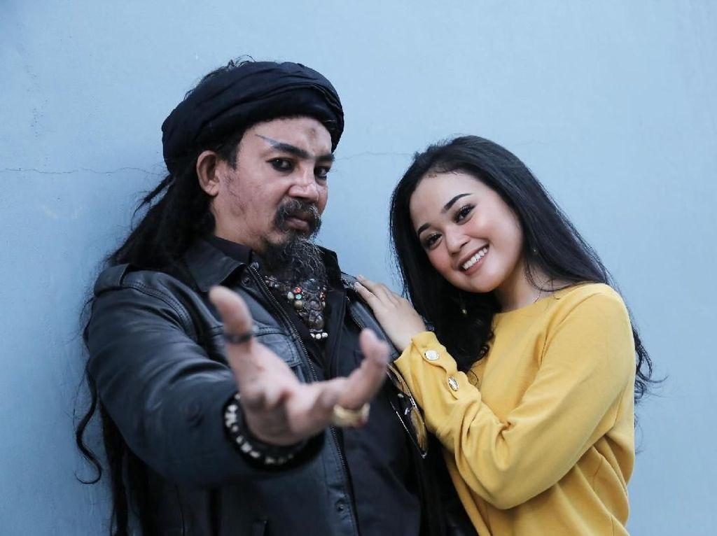 Kagumi Sang Ayah, Putri Limbad Ingin Masuk Dunia Entertainment